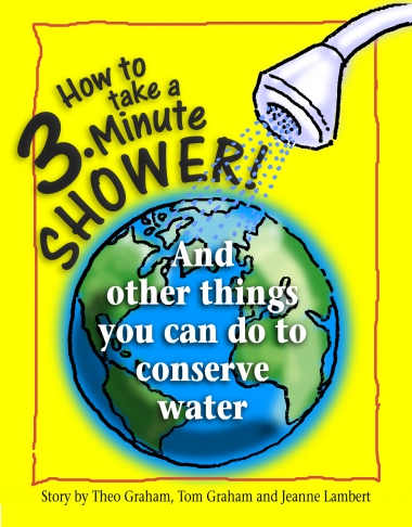 How to Take A 3-Minute Shower